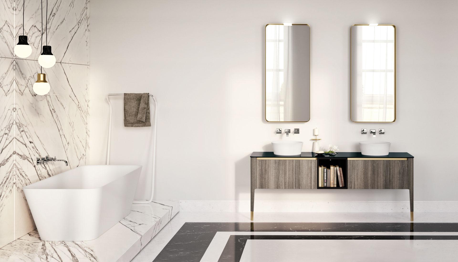The ART of bathroom - Puntotre Arredobagno
