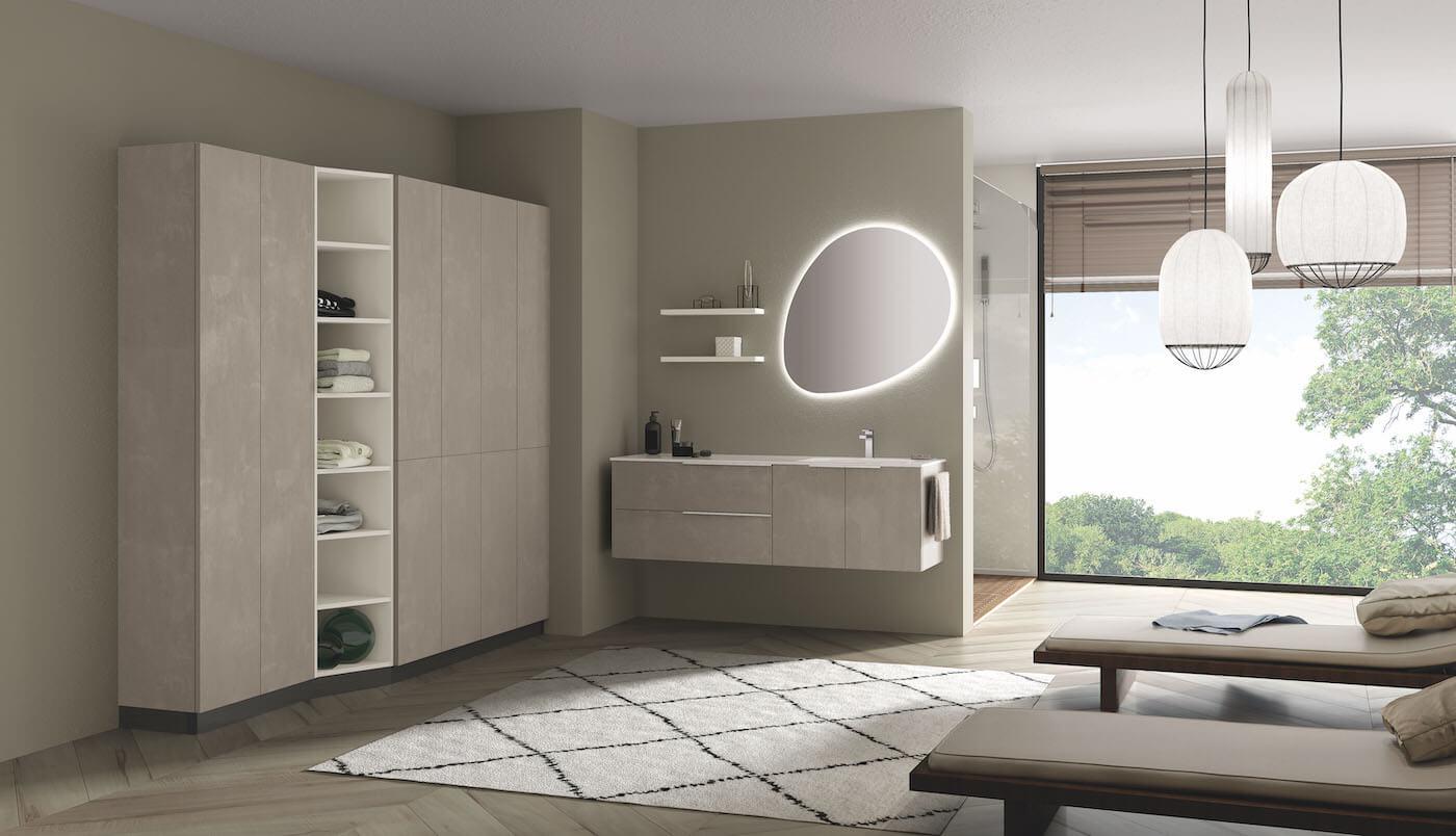 Bathroom furniture Laundry