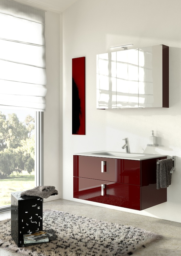 Exclusive preview on new bathroom by Puntotre - Puntotre Arredobagno