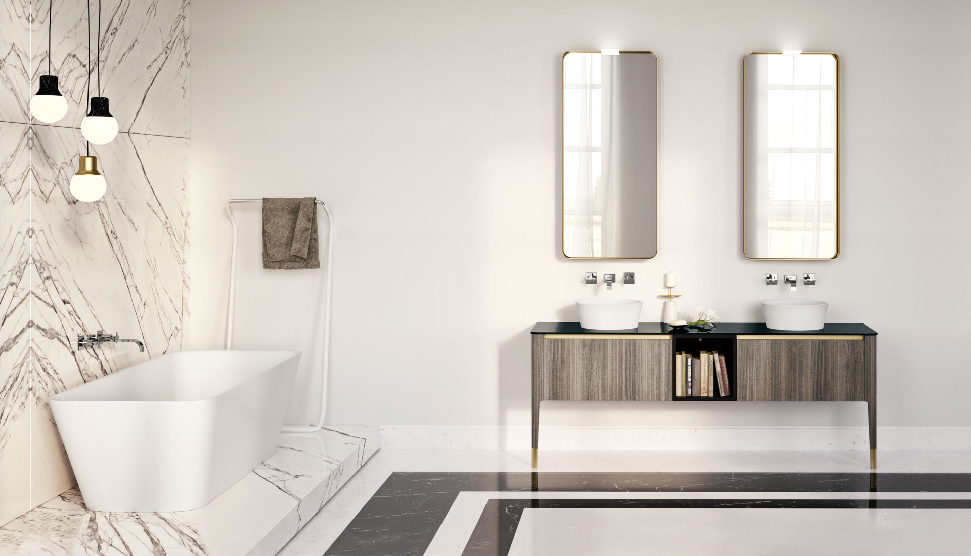 the art of bathroom - puntotre arredobagno - Arredo Bagno Puntotre