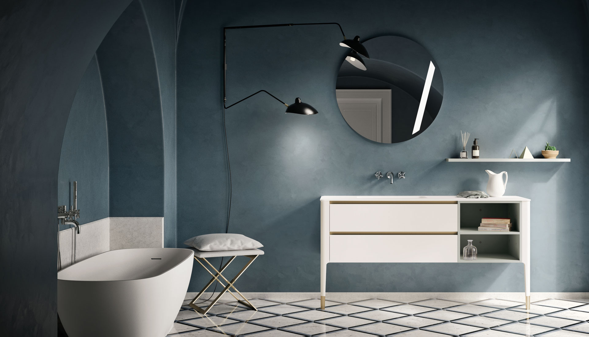 The ART of bathroom - Puntotre Arredobagno