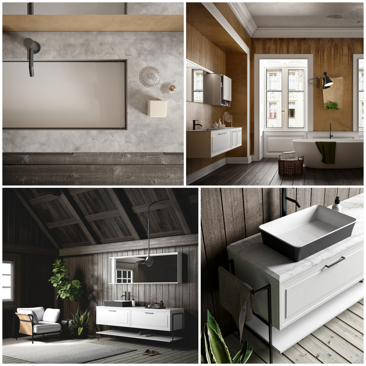 first pictures of the new puntotre's bathroom furniture - puntotre ... - Arredo Bagno Puntotre