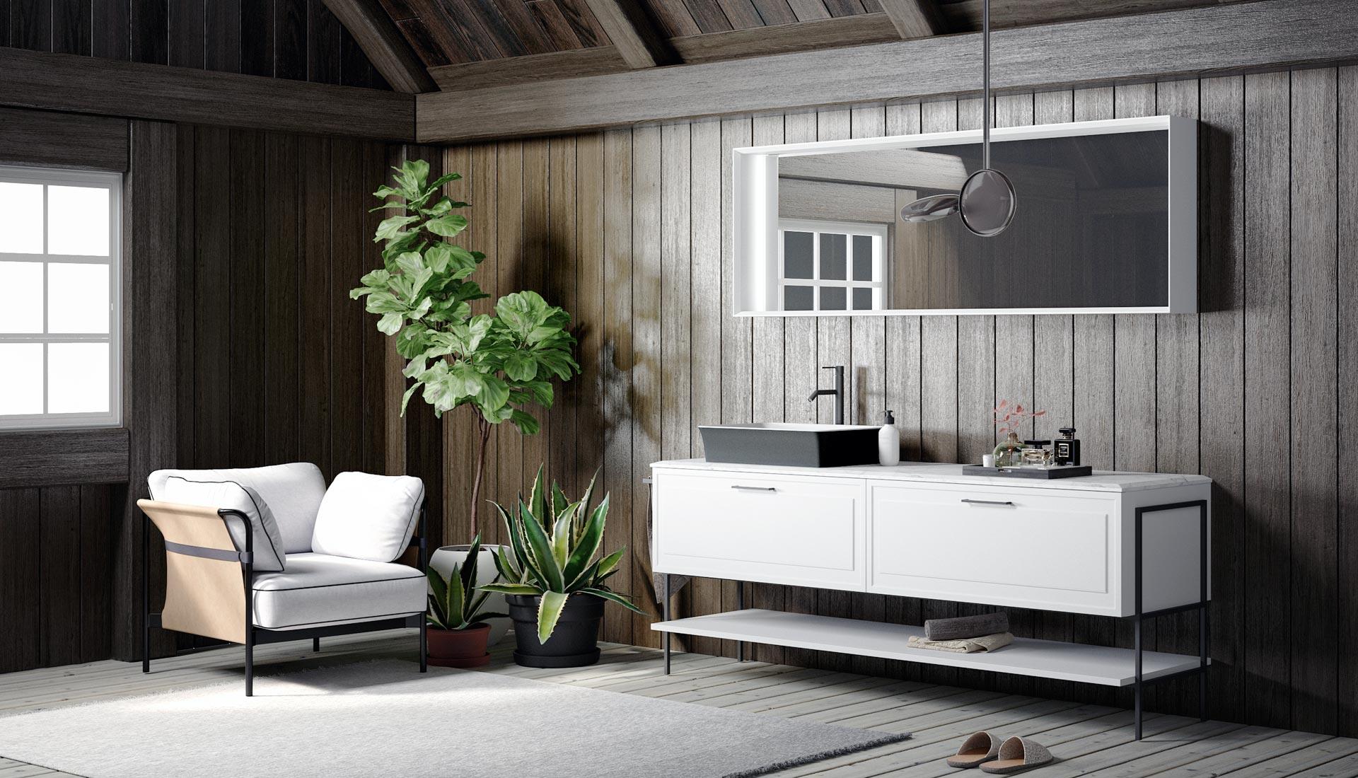 Puntotre bathrooms furniture and bath furnishing ideas